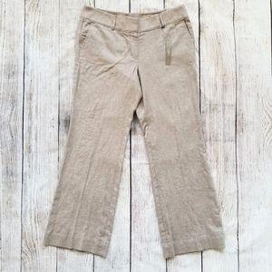 Loft Marissa Linen Pants